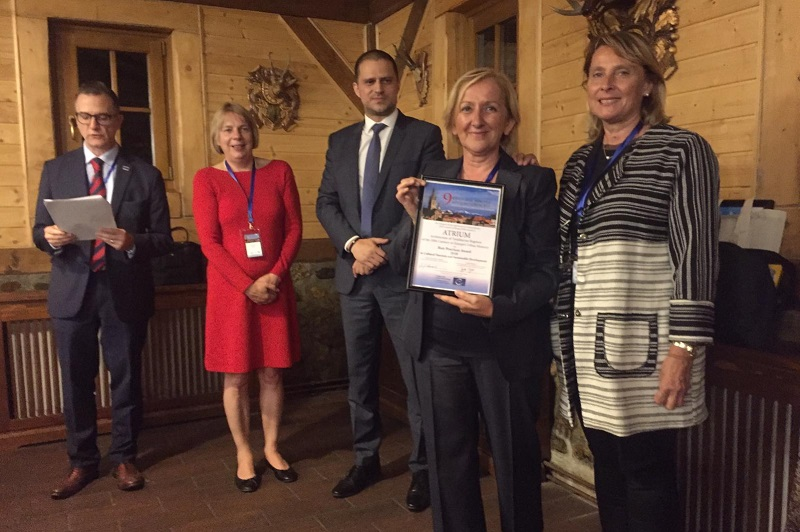 European Award for ATRIUM